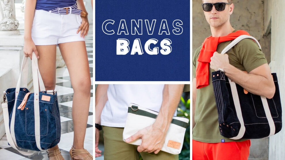 Beautiful Canvas tote Bags